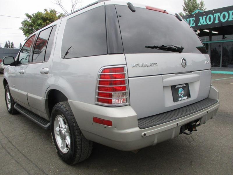 MERCURY MOUNTAINEER 2002 price $3,500