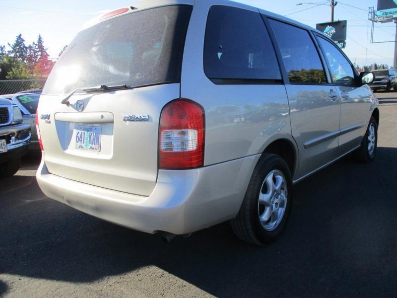 MAZDA MPV 2000 price $4,999