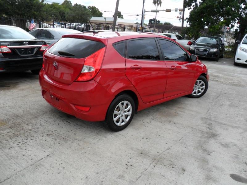 Hyundai Accent 2014 price $4,700