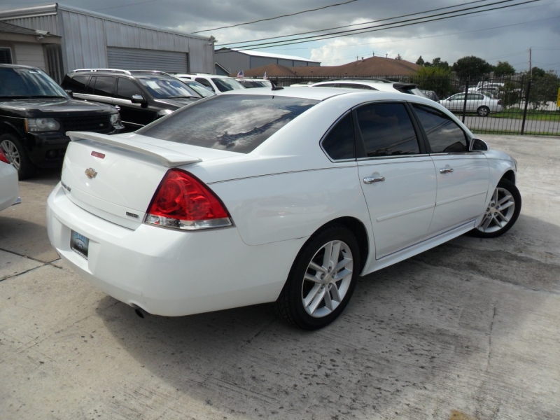 Chevrolet Impala Limited 2014 price $5,500