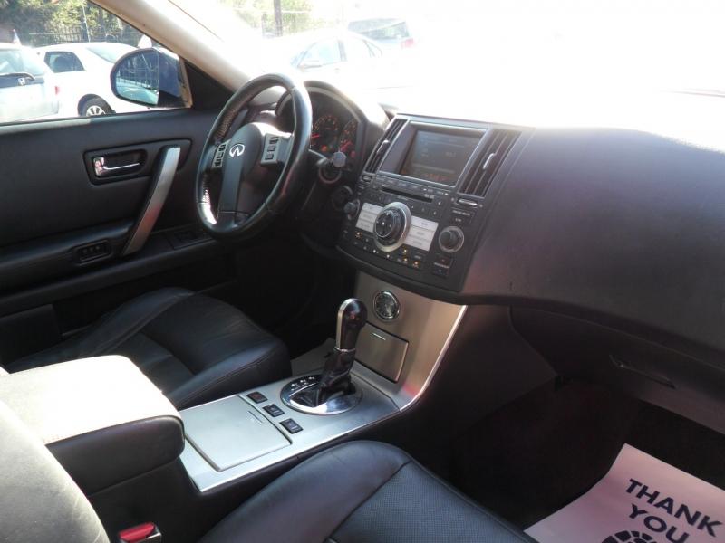 Infiniti FX35 2007 price $4,900