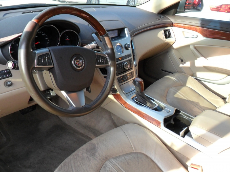 Cadillac CTS 2009 price $6,400