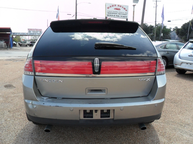 Lincoln MKX 2008 price $5,400