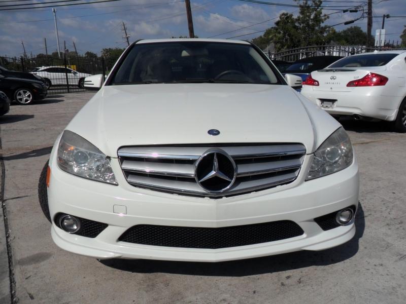 Mercedes-Benz C-Class 2010 price $7,900