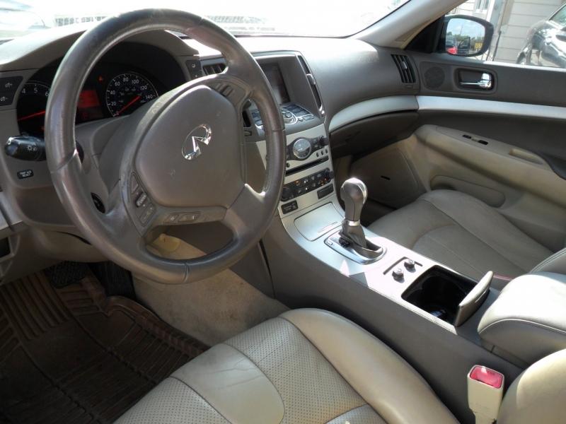 Infiniti G37 Sedan 2009 price $7,900