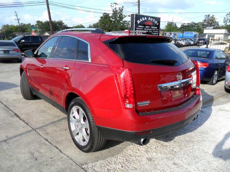 Cadillac SRX 2011 price $6,200