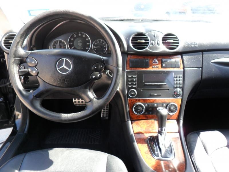Mercedes-Benz CLK-Class 2007 price $5,200