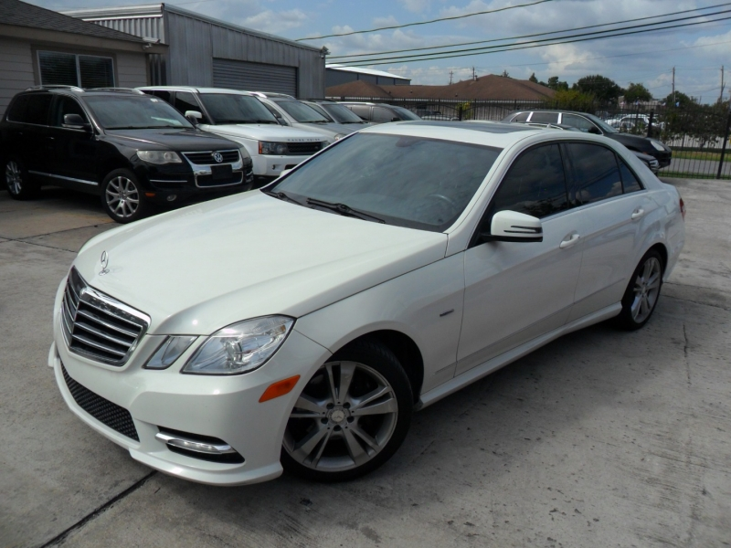 Mercedes-Benz E-Class 2012 price $9,900
