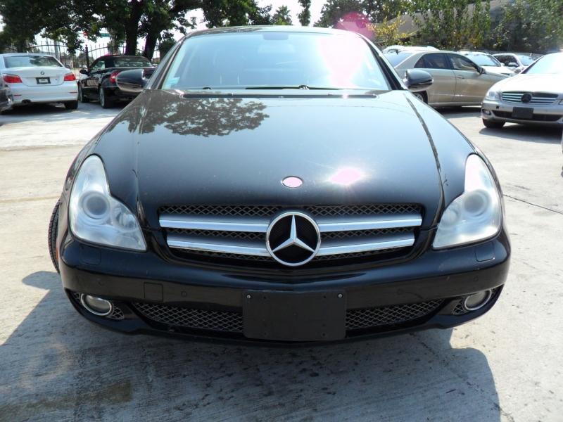 Mercedes-Benz CLS-Class 2010 price $10,900