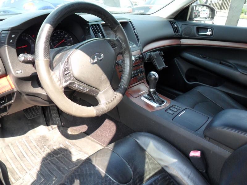 Infiniti G35 Sedan 2007 price $5,600