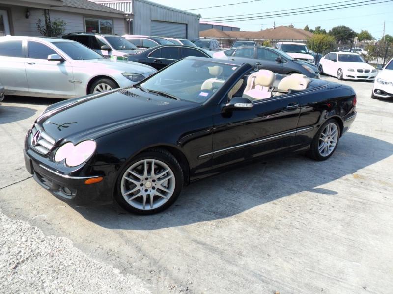 Mercedes-Benz CLK-Class 2009 price $5,800