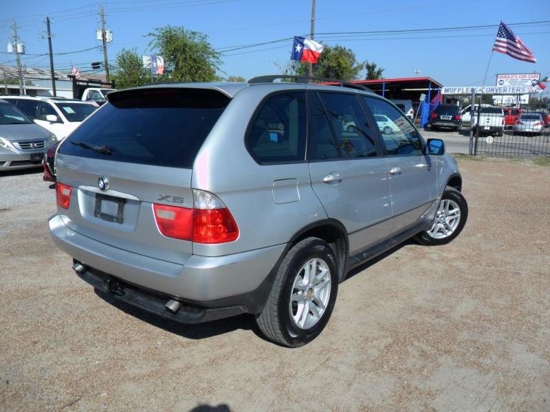 BMW X5 2006 price $4,600