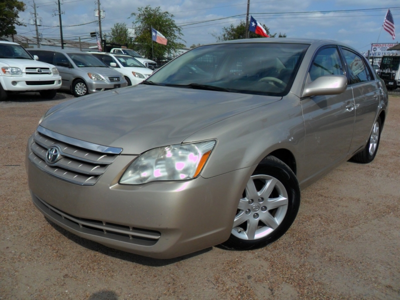 Toyota Avalon 2007 price $5,200