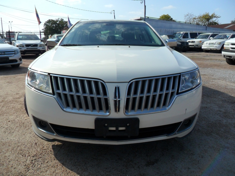 Lincoln MKZ 2012 price $4,900