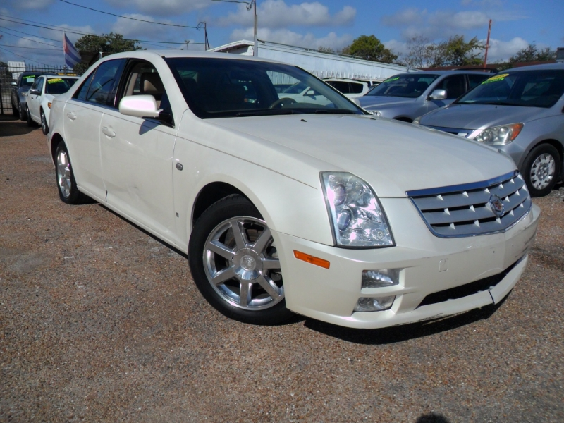 Cadillac STS 2006 price $3,900