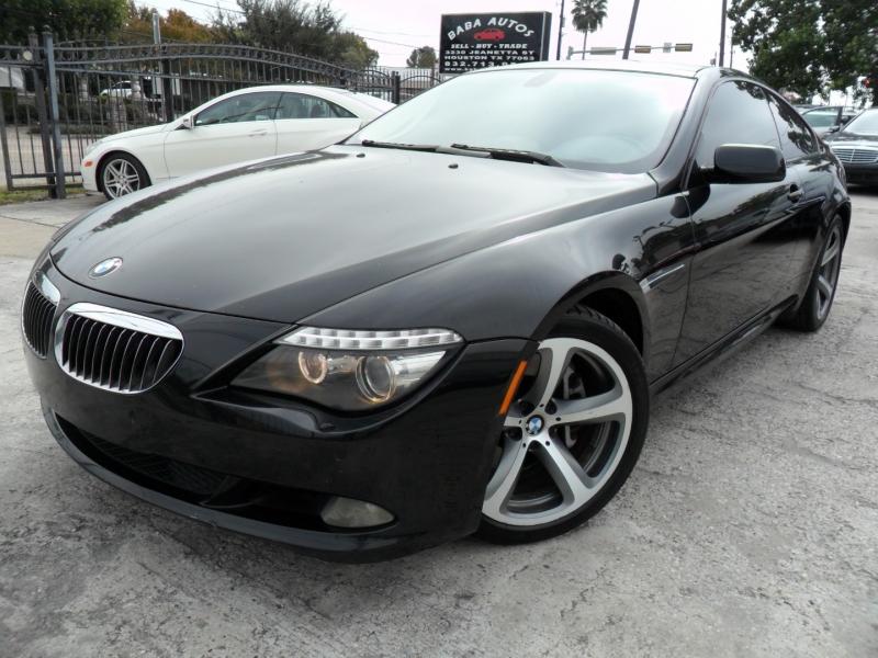 BMW 6-Series 2008 price $8,900