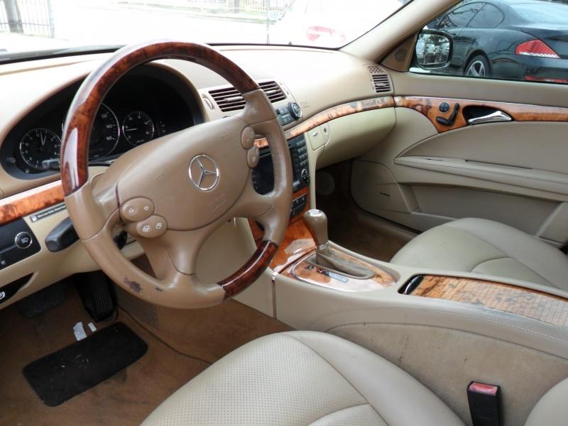 Mercedes-Benz E-Class 2007 price $5,600
