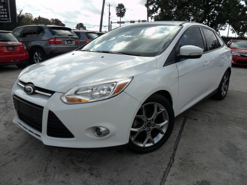 Ford Focus 2014 price $5,600
