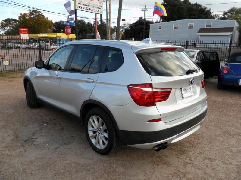 BMW X3 2013 price $9,900