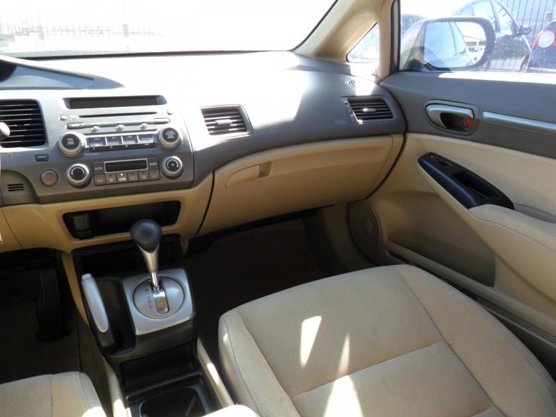 Honda Civic Hybrid 2008 price $2,900