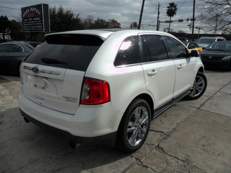 Ford Edge 2012 price $6,200