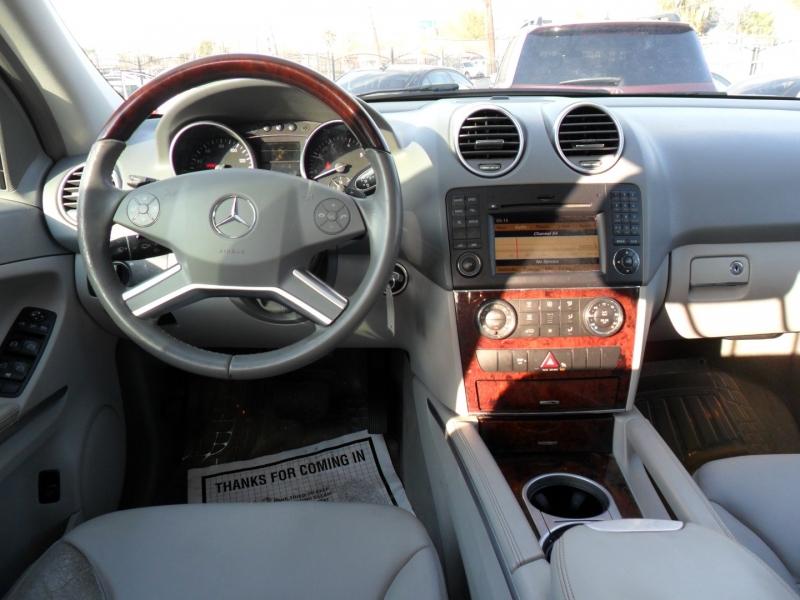 Mercedes-Benz M-Class 2011 price $9,900