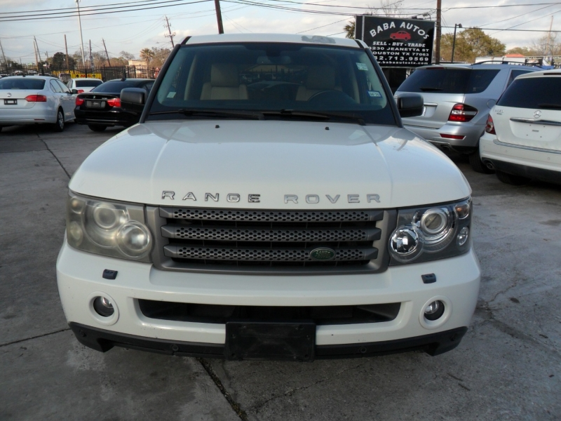 Land Rover Range Rover Sport 2007 price $6,900