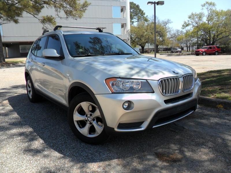 BMW X3 2012 price $8,900