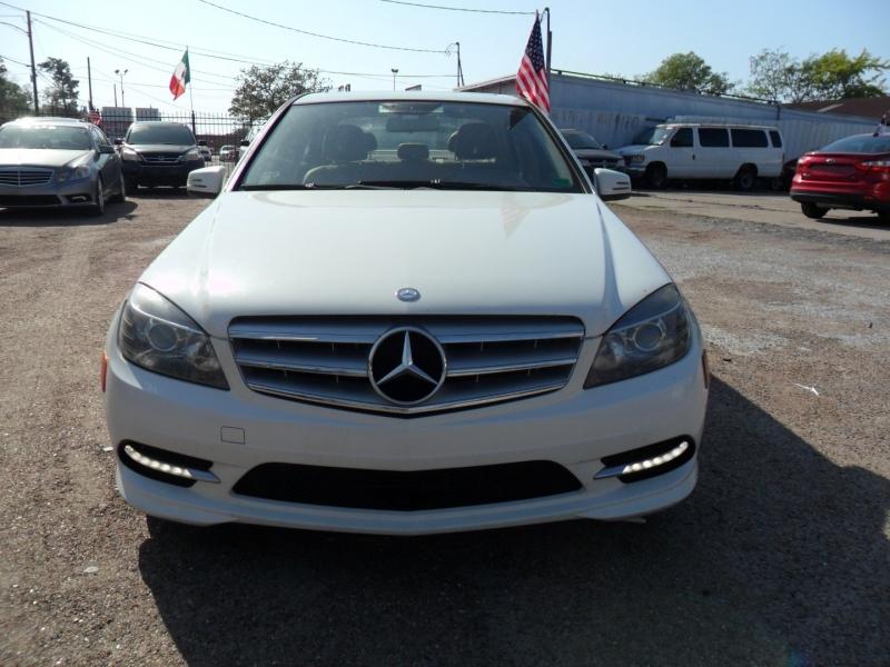 Mercedes-Benz C-Class 2011 price $7,900
