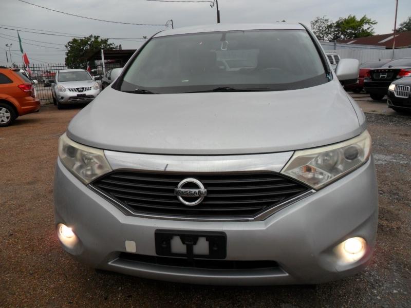 Nissan Quest 2012 price $0