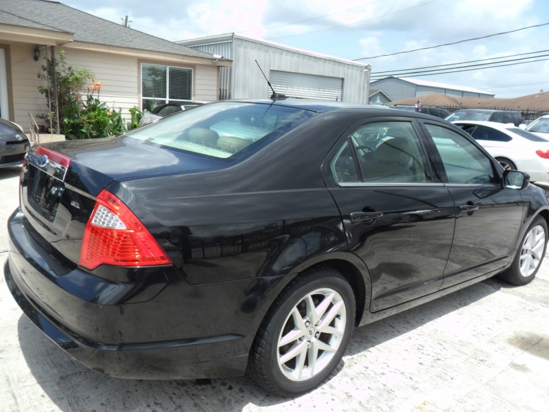 Ford Fusion 2010 price $4,800