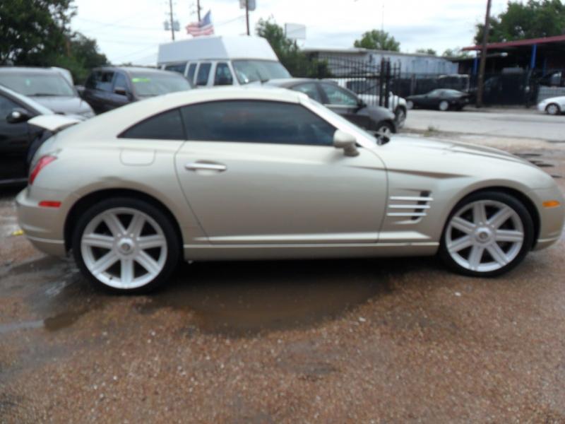 Chrysler Crossfire 2008 price $4,900