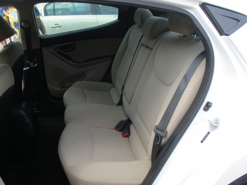 Hyundai Elantra 2014 price $6,800