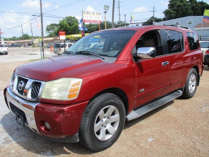 Nissan Armada 2007 price $4,900