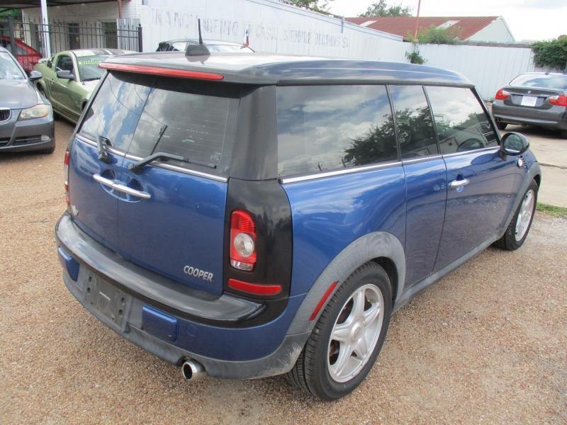 Mini Cooper Clubman 2009 price $0