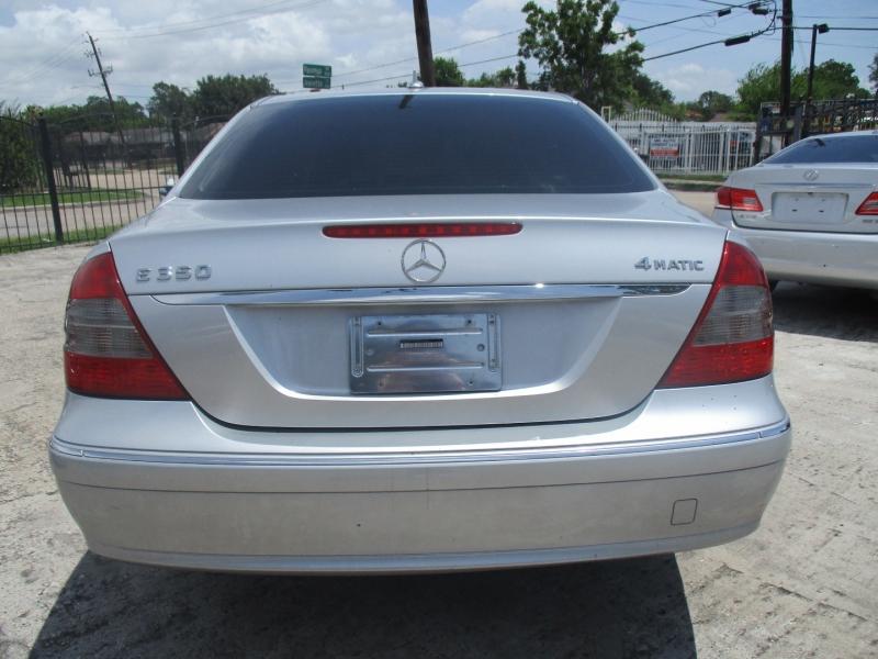 Mercedes-Benz E-Class 2008 price $5,600