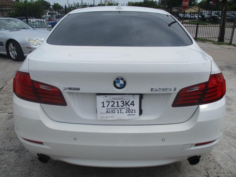 BMW 5-Series 2014 price $10,500
