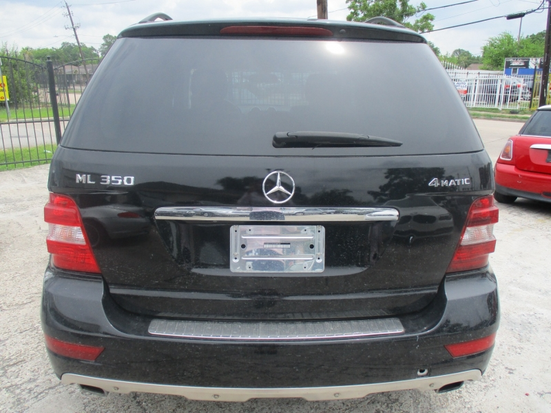 Mercedes-Benz M-Class 2009 price $8,800