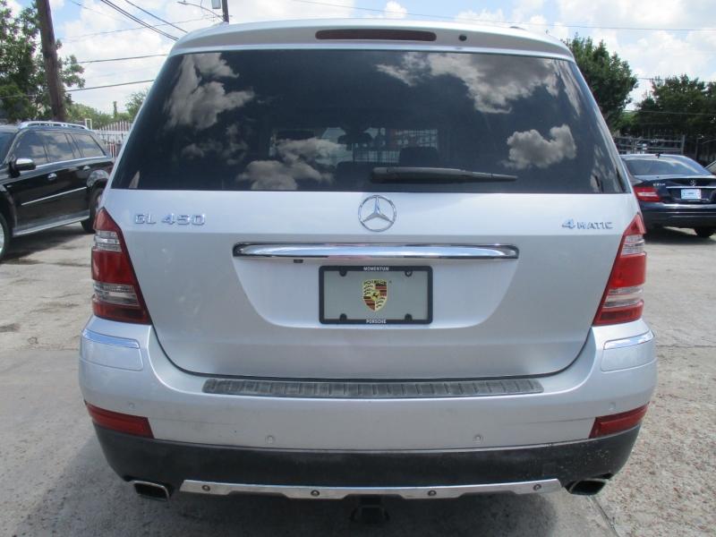 Mercedes-Benz GL-Class 2007 price $8,900