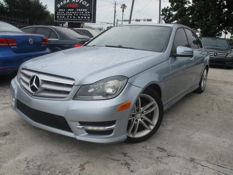 Mercedes-Benz C-Class 2013 price $9,500