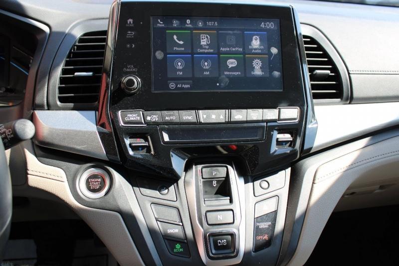 Honda Odyssey 2019 price