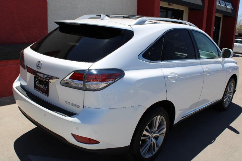 Lexus RX 350 2015 price $24,895