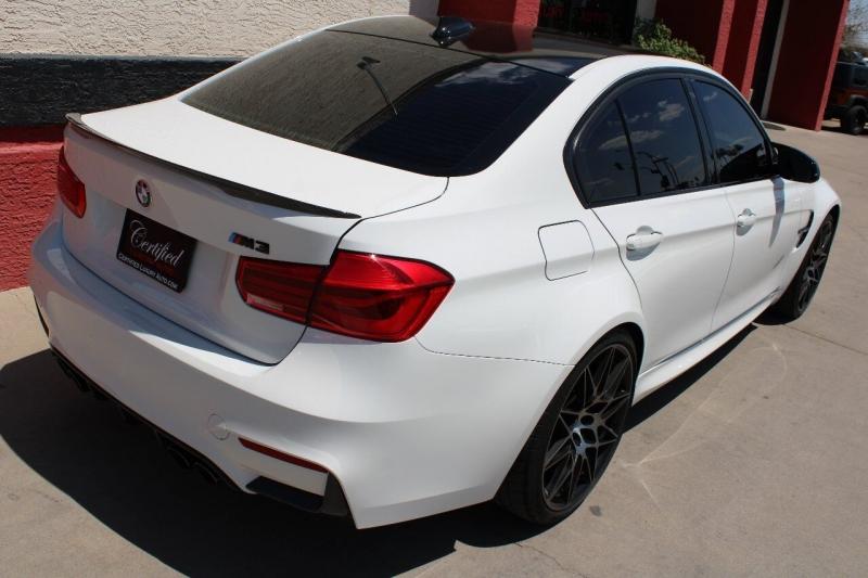 BMW M3 2018 price $65,995