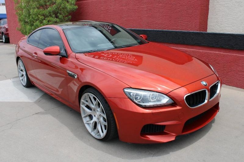 BMW M6 2013 price $41,995