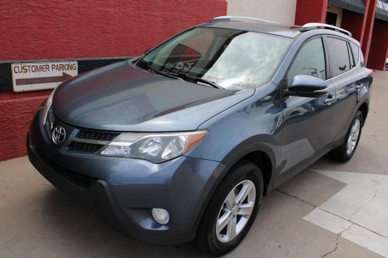 Toyota RAV4 2013 price $15,595