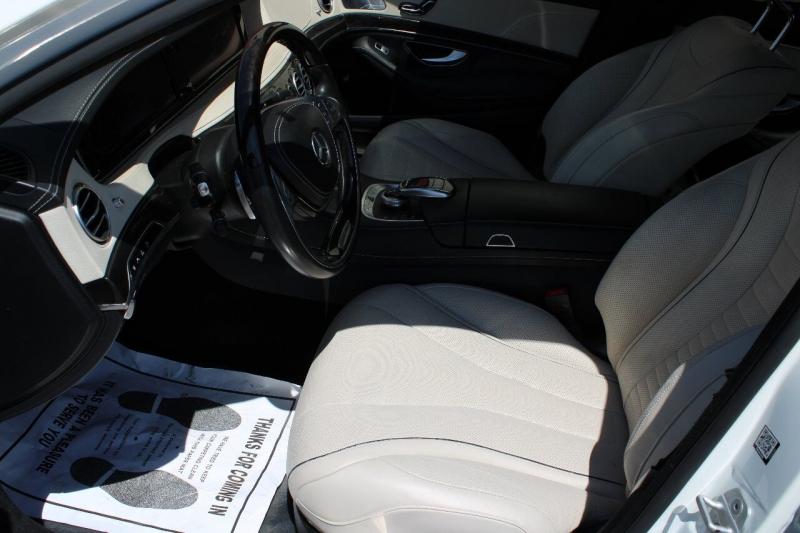 Mercedes-Benz S-Class 2015 price $45,995