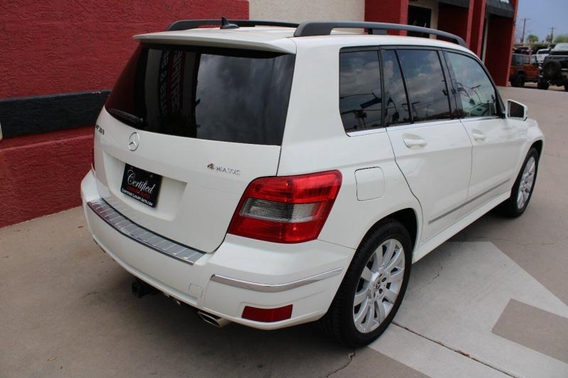 Mercedes-Benz GLK 2011 price $13,995