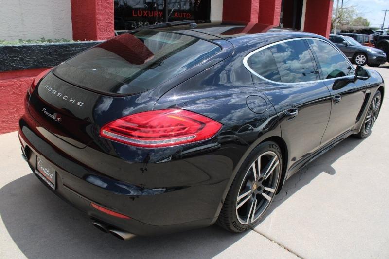Porsche Panamera 2014 price $39,995