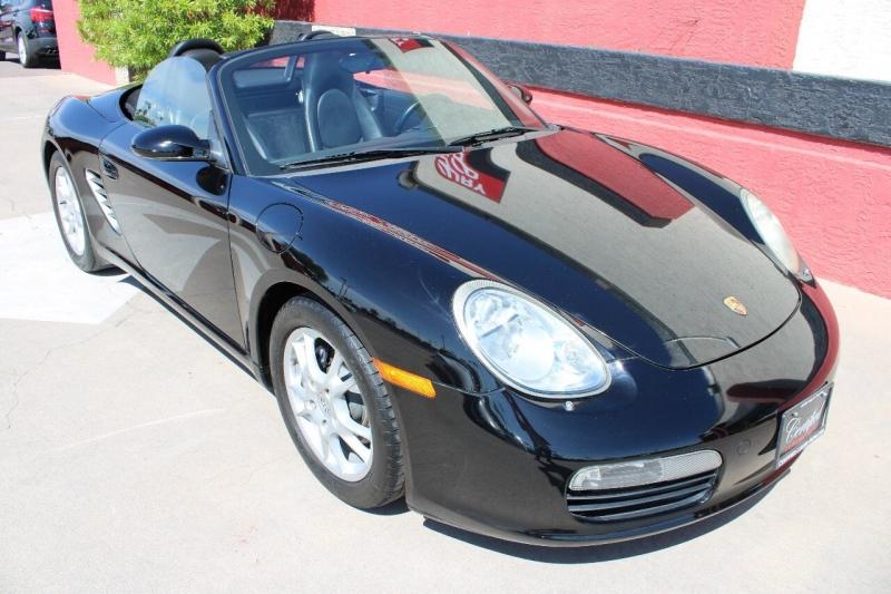 Porsche Boxster 2005 price $15,995