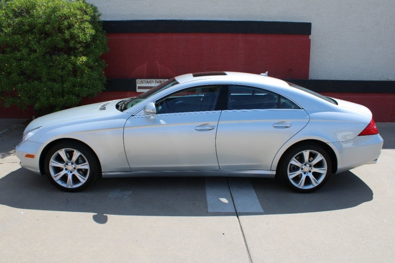 Mercedes-Benz CLS 2008 price $14,995